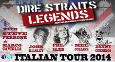 Dire Straits Legends – Italian Tour 2014