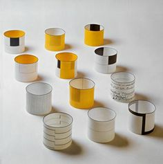 Translucent porcelain by Bodil Manz, Denmark #finecraft