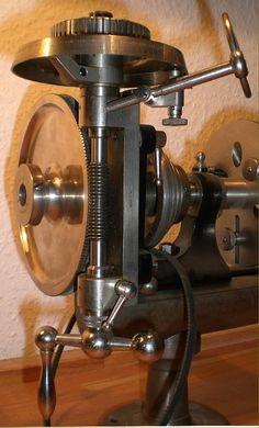 LORCH - Watchmakers' Lathe Dividing Apparatus