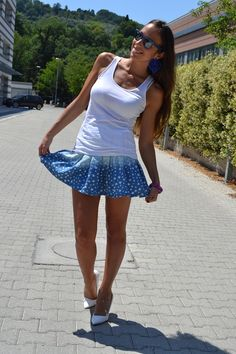 Nameless fashion blog: I feel like a star #star