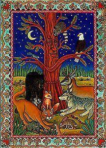 diane bryer celtic tree of life | The Sacred Fire - Celtic Shamanism