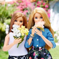 Fresh picks!  #barbie #barbiestyle