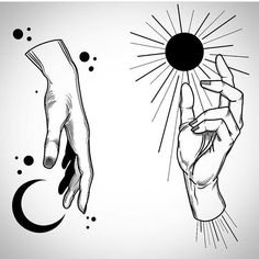 Witchy Tattoo Designs For Women Who Are Not Afraid To Embrace Their Dark Side – Tattoo Sketches & Tattoo Drawings Sketches, Art Drawings, Drawings, Doodle Art, Cute Tattoos, Tattoo Drawings, Art, Couples Tattoo Designs, Tattoo Designs