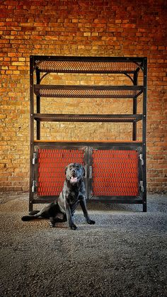 Remeslo. Black Orange. loft  мебель из металла. стеллаж industrial #remeslo_krd