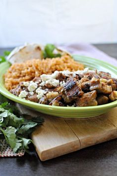 Crispy Carnitas-Style Pork Belly & Spanish Rice - the pig & quill Pork Recipes, Mexican Food Recipes, Cooking Recipes, Mexican Meals, Mexican Dishes, Picnic Roast, Spanish Rice, Spanish Cuisine, Carnitas Recipe