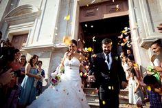 Daniela + Miguel, um casamento country chic!Simplesmente Branco | Simplesmente Branco