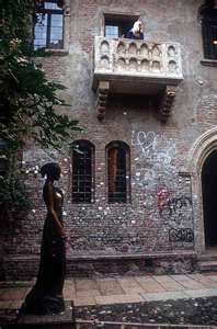 Verona, Italy (Romeo and Juliet's Balcony): Check, didn't get enough time here & would def. go back