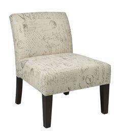 Laguna Fabric Slipper Chair