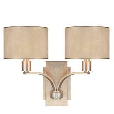 Bath Fixtures: Single, 2 Light & 3 Light - Shades of Light Vanity Lighting, Wall Sconce Lighting, Wall Sconces, Elegant Home Decor, Elegant Homes, Unique Home Accessories, Bath Fixtures, Interior Design Tips, Drum Shade