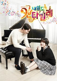 Tomorrow's Cantabile. This picture just perfectly sums up Yoo Jin and Nae Il's relationship!!!!!