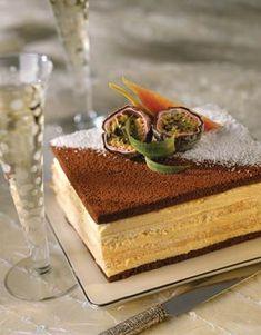Delicatesă cu vanilie   Retete culinare - Romanesti si din Bucataria internationala