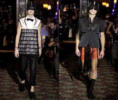 PASARELAS SIN FRONTERAS (capítulo 127) - PARIS FASHION WEEK MENSWEAR SS´12 | fashionhorrors