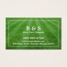 210 best lawn care business cards images on pinterest business lawn care field grass business card colourmoves