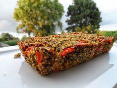Veganistisch en voedselzandloper gehakbroodje, lekker warm én ook als broodbeleg - Proeven op zondag