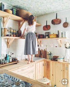 Best ideas for neutral kitchen design ideas in 2019 - Vanessa Eco Interior Design Living Room, Living Room Decor, Bedroom Decor, Neutral Kitchen Designs, Küchen Design, House Design, Design Ideas, Home Kitchens, Kitchen Decor