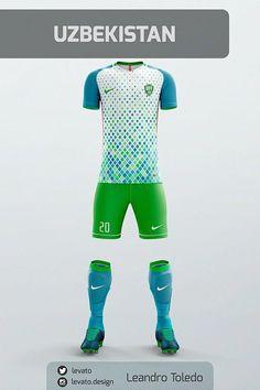 e554b8c81a Asian Soccer Jerseys on Behance  soccertips Soccer Tips