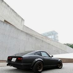 Matted out Datsun