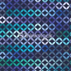 Clipart vectoriel : geometric seamless pattern.