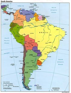 World physical map mountain ranges deserts etc click on each map south america yahoo gumiabroncs Choice Image