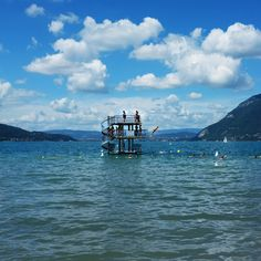 Sommer 2013 - Annecy