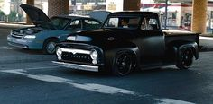 1956 Ford F-100 from The Expendables, westcoastcustoms.com