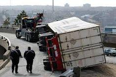 wreck trucks in action