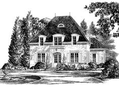 Awesome Eplans French Country House Plan   Clayfield Place From The Southern Living