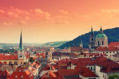 Another exquisite photo of Prague, Czech Republic.