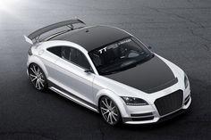 Behind The Wheel: Audi TT Ultra Quattro Concept