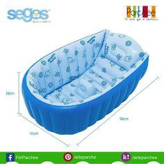 Bañera para niños Segos  #niñosyniñas #bebés #México #Segos #bañeras