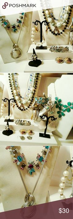 Huge Jewelry Lot Over 20 Items Huge jewelry lot over 20 items  including Lane Bryant Lane Bryant Jewelry