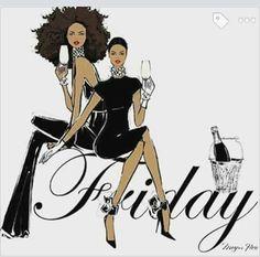 Megan hess megan & karen hess illustrations in 2019 модные и Black Girl Art, Black Women Art, Black Girl Magic, Art Girl, Megan Hess Illustration, Illustration Mode, My Black Is Beautiful, Black Love, Foto Fashion
