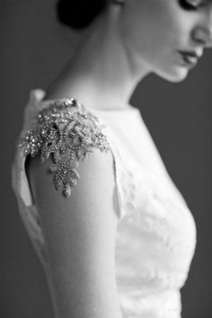Veja aqui 20 detalhes que não podem faltar no seu vestido de casamento