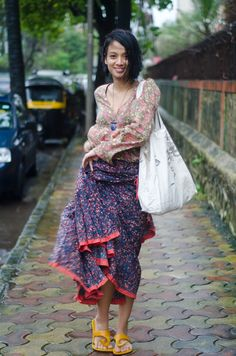 india street style