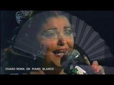CHARO REINA TUS LATIDOS DEL CORAZON- CHARO REINA EN PIANO BLANCO