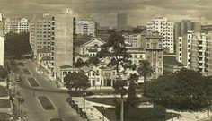 Largo do Arouche década 30 início de 40