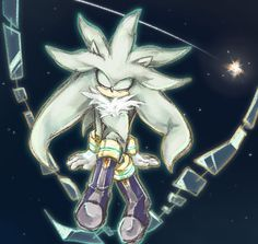 cool silver the hedgehog pictures | Silver the Hedgehog .:Silver:.
