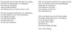 Ett gammalt fult och elakt troll – öva geografiska begrepp - Lektionsbanken.se - Lärare inspirerar lärare