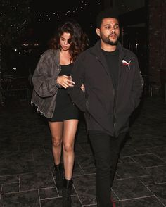 || Selena Gomez & The Weeknd / Abel