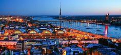 Europe, Latvia | Riptours Adventure Travel
