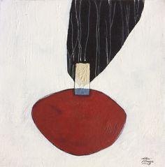 Small painting 20x20x4cm  #painting#artwork#oil#acrylic#elinmuren