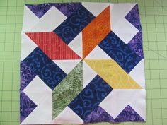 QATW 2 001 | Flickr - Photo Sharing! Pattern: Starry Skyline by Diane Bohn fromblankpages...