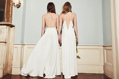 Reformation Launches A Bridal Collection — We. Freak. Out.  #refinery29