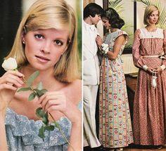 d38d2c6e3 26 Best 1977 fashion images   Seventies fashion, Vintage dresses ...