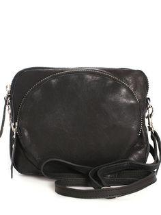 Mini Leather Bag - Filippa K - Svart - Vesker - Tilbehør - Kvinne - Nelly.com