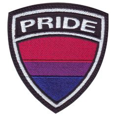 Hey, I found this really awesome Etsy listing at https://www.etsy.com/listing/456788344/bisexual-gay-pride-crest-flag