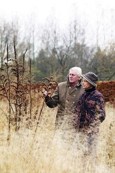 Piet and Anja - Clare Foster visits the garden of designer Piet Oudolf - the centre of this experimentation with plants for more than 30 years - HOUSE by House & Garden.