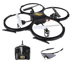 Holy Stone® Latest RC Quadcopter Drone with HD Camera, Return Home Function and Headless Mode 2.4GHz 4 CH 6 Axis Gyro RTF Includes BONUS BATTERY & BONUS GOGGLES Holy Stone http://www.amazon.com/dp/B00N1Q9HVS/ref=cm_sw_r_pi_dp_9igowb1CT1J9C
