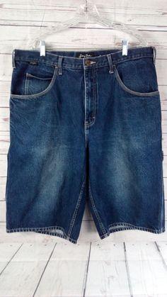 MEN'S JEANS SHORT SEAN JOHN SIZE 38 (638) #Unbranded #Shorts