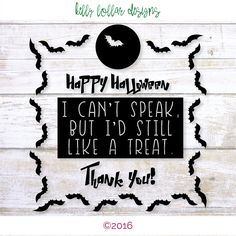 2 Trick or Treat svgs | Autism Halloween svg | Special Needs Halloween…